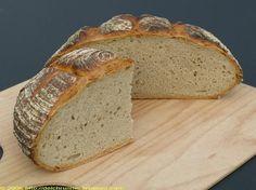 Deichrunner's Küche: Bauernbrot nach Bäcker Süpke