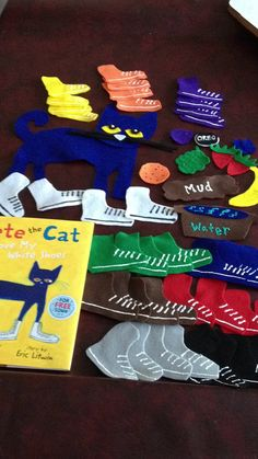 pete the cat free printables - Google Search