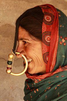 India | Dhaneta Jat woman. Gujarat. Kutch. | © Walter Callens.