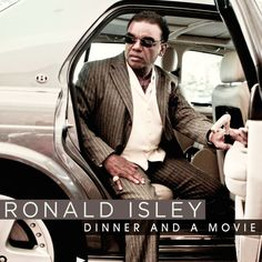 Ronald Isley – Dinner and a Movie (iTunes)