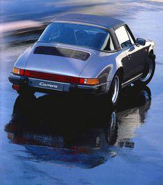 ⛽ Porsche 911 Carrera Targa nummer plaat vergelijking   porsche-kentekens.nl