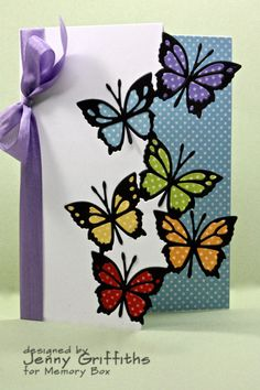Memory Box FAIRYLAND BUTTERFLIES Craft Die 99078 at Simon Says STAMP!