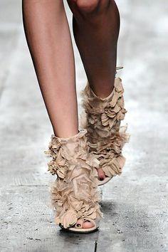 scarpe petalo