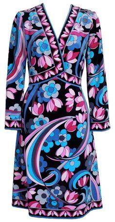 1970s Emilio Pucci dress