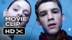 The Giver Movie CLIP - Rescue Gabe #BrentonThwaites