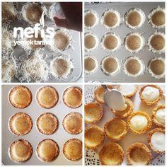 mmsjkzk l,mz , n, ,j Kadayıf Çanakları Easy Cake Recipes, Custard, Vanilla Cake, Strawberry, Dishes, Cooking, Breakfast, Desserts, Food