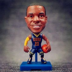 2c44ae3d085 Basketball Player Lebron James  23 Cleveland Cavaliers 2.5inch Action Figure