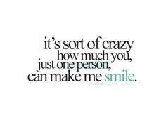 Smile Quotes for Him Amazing Quotes, Great Quotes, Quotes To Live By, Funny Quotes, Inspirational Quotes, You Make Me Smile Quotes, Quotes Quotes, Motivational Quotes, He Makes Me Smile