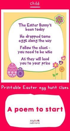 31 trendy easter art for kids bunnies egg hunt Easter Scavenger Hunt, Scavenger Hunt Clues, Easter Egg Hunt Clues, Easter Eggs, Easter Egg Hunt Ideas, Treasure Hunt Clues, Easter Activities, Egg Decorating, Easter Party
