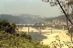 Ponte Hintze Ribeiro - Pontes sobre o Rio Douro