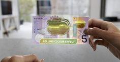 Um die Falschgeldproduktion zu stoppen hat Australien einfach High-End-Bargeld entwickelt. Und wenn wir High-End schreiben, meinen wir das auch. Ist nur die Frage, wie sich diese Noten im Alltag bewähren und wie gut sie zu falten sind letzteres vermutlich gar nicht