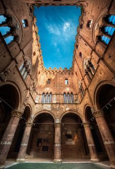 Siena, Italy » Such a beautiful city.