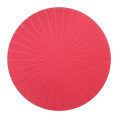 IKEA - PANNÅ, Place mat, red, Protects the table top surface and reduces noise from plates and flatware. Ikea Dining Room, Table Ikea, At Home Furniture Store, Modern Home Furniture, Mint Kitchen, Bohemian Kitchen, Go Red, Textiles, Chair Pads