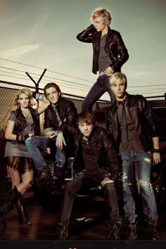 #R5 #R5Family    Riker, Rocky, Ross, Ellington, and Rydel