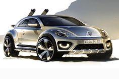 Volkswagen Beetle Dune, Maggiolino del deserto - Prototipo crossover del celebre modello http://www.auto.it/2014/01/10/volkswagen-beetle-dune-maggiolino-del-deserto/17946/