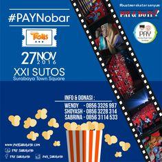 Event Poster Nobar - PAY Suroboyo