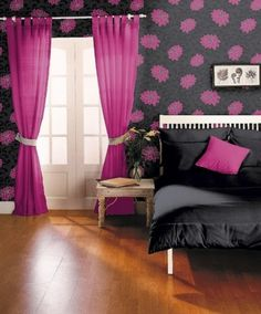 teen bedrooms for girls | Teenage Bedroom Themes, Teenage Bedroom Decorating Ideas