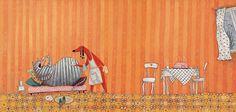 Ofra Amit GOGO AND SUNSHINE (זוזי שמש) by Dafna Ben Zvi, Hakibutz Hameuchad Publishers, Tel Aviv 2009