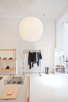 """Working on an interior space is a nervous journey,"" says La Garí§onne founder and creative director Kris Kim of her new store on Greenwich Street in"