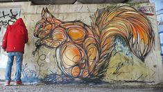 Les Fresques animalières frénétiques de Dzia (9)