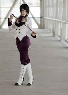 Elisabeth - King Of Fighters by Attyca.deviantart.com on @deviantART