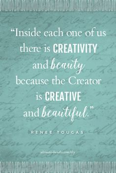 Creativity & Beauty