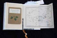 YW Camp Journal idea - so cute!