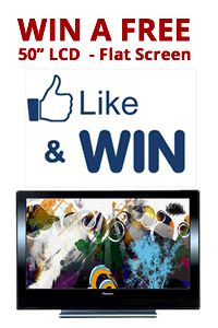 WIN A FREE 50 inch Flat Screenhttp://www.sprinklerrepairguy.com/topics/landscape-lighting-encino/
