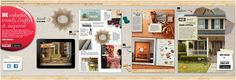 Home Depot | Horizontal email promoting their Style Guide App