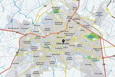 MapasBlog: Mapas de Uberlândia