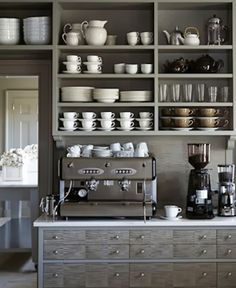 Seeking Inspiration:  Kitchens Martha Stewart Living