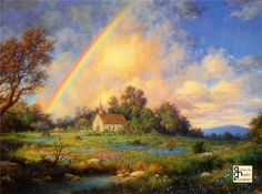 Larry Dyke - After the Storm