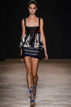 Aquilano.Rimondi Spring 2013 RTW - Review - Fashion Week - Runway, Fashion Shows and Collections - Vogue - Vogue