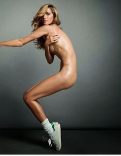 GISELE BUNDCHEN BY INEZ AND VINOODH FOR VOGUE PARIS NOVEMBER 2013