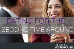 The Second Time Around | Dating after Divorce #dceliteimage
