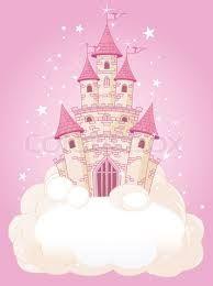 princess castle cartoon - Google Search