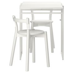 Home deco on pinterest ikea crates and wooden crates - Table et chaises ikea ...