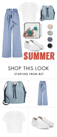 """""""Hello Summer!!!"""" by eteniren on Polyvore featuring INC International Concepts, MSGM, Terre Mère and summersandals"""