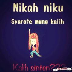 kata - kata basa jawa Best Quotes, Funny Quotes, Quotes Lucu, Whatsapp Messenger, Twitter Quotes, Islamic Quotes, Life Is Good, Funny Pictures, Jokes