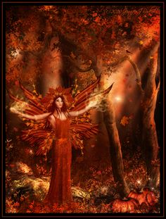 The Magic of Autumn by Jenna-Rose on deviantART