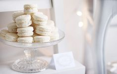 Vanilla French Macarons