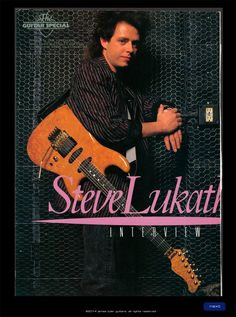 Steve Lukather - Interview