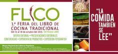 1ra Feria del Libro de Cocina Tradicional en Coyoacán del 15 al 18 oct http://www.queremoscomer.com/noticia-detalle/1ra-feria-del-libro-de-cocina-tradicional/?utm_content=bufferf48cc&utm_medium=social&utm_source=pinterest.com&utm_campaign=buffer