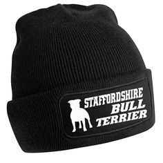Staffordshire Bull Terrier Beanie Hat Beanies Dog Dogs Staffy Staffordshires AU #TheNakedBike #Beanie Staffordshire Bull Terrier, Beanies, Dogs, Fashion, Moda, Beanie Hats, Fashion Styles, Pet Dogs, Beanie