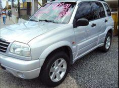 Carro Suzuki-GRAND VITARA-SUZUKI GRAND VITARA 2.0 4X4 16V GASOLINA 4P AUTOMÁTICO-2001 - Webmotors