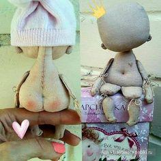 Куклы и игрушки Светланы Ревво - Light Hands
