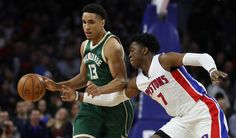 Milwaukee Bucks vs. Detroit Pistons - 2/13/17 NBA Pick, Odds, and Prediction