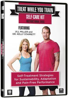 Treat While You Train DVD | Kelly Starrett | Jill Miller | Yoga Tune Up®