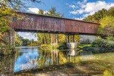 Antique Covered Bridge