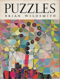 Puzzles by Brian Wildsmith  Oxford University Press, 1970